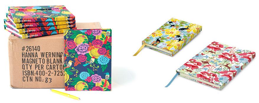 calendars notebooks by hanna werning. Black Bedroom Furniture Sets. Home Design Ideas