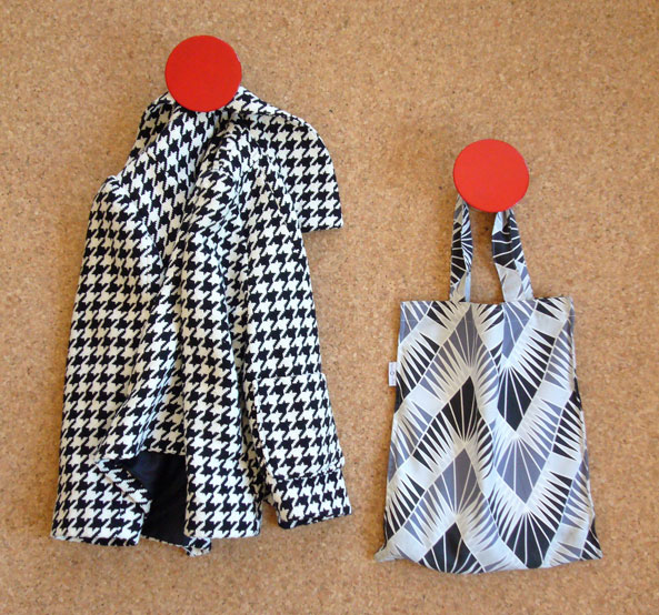 Giant Pin – coat hanger